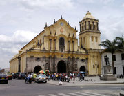 Iglesia San Francisco - Popayan, Colombia