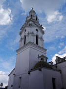 Catedral Metropolitana de Quito, Ecuador