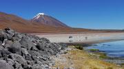 Laguna Verde, Bolivia (San Pedro de Atacama, Chile to Uyuni, Bolivia)