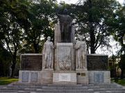 Plaza Italia - Mendoza, Argentina