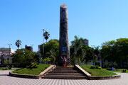 Plaza de Aramas, Asuncion, Paraguay