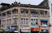 Colonial buildings in Colombo