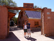 Corvatsch Hostel, San Pedro de Atacama, Chile