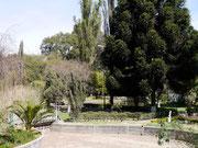 Jardin Botanico Martin Gardenas, Cochabamba, Bolivia