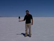 Salar de Uyuni, Bolivia (San Pedro de Atacama, Chile to Uyuni, Bolivia)