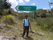 Quilotoa to Chugchilian (nearly there)
