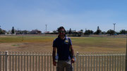 the ground I played on when I was 13 years old - Stockton, Newcastle, New South Wales, Australia