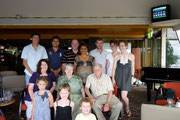 Uncle Lawrie Larsen's 90th birthday party at the Cooloongatta Tweed Heads Golf Club