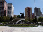 Plaza Alonso de Mendoza - La Paz, Bolivia