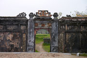 Citadel, Imperial City of Hue, Vietnam