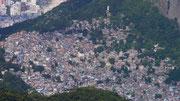 Rocinha Favela from Pedra da Gávea, Rio de Janeiro, Brazil