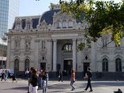 Correro Central in Plaza de Aramas - Santiago, Chile
