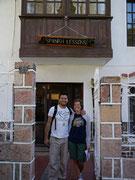 Bolivian Spanish School, Sucre, Bolivan (Escuela de Boliviano Espanol)