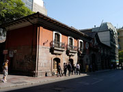 Museo de Santiago, Chile