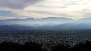 Cerro San Bernardo - Salta, Argentina