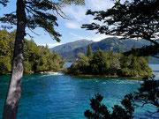 Lago Menendez, Los Alerces National Park - Esquel, Argentina