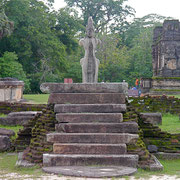 Bodhisattva Shrine - The Quadrangle, Ancient City of Polonnaruwa
