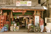 Local markets in Loboc, Bohol