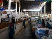 San Pedro Central Mercado, Cusco, Peru