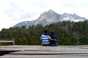 Lago Escondido - Bariloche, Argentina