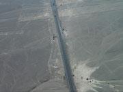 Nazca Lines, Nazca, Peru - Hand & Tree!
