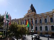 Palacio Legislativo, La Paz, Bolivia