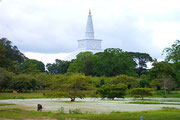 Ruvanvelisaya Dagoba, Anuradhapura