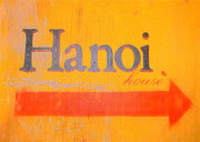 Hanoi House Cafe, Hanoi, Vietnam