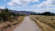 Quilotoa to Chugchilian