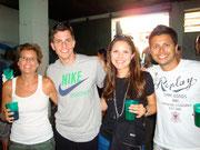 Deborah, Seth, Emily and Dean