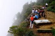 World's End, Horton Plains, Nuwara Eliya (800m sheer drop)