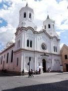 Iglesia San Cenaculo, Cuenca, Ecuador
