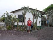 our digs on Isla Isabela, Galapagos Islands