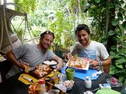 super breakfast - muy sano! Boquete, Panama