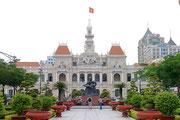 Hotel de Ville, Saigon