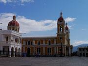 Cathedral of Granada - Granada, Nicaragua