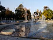 Museo Ferroviario in Parque Quinta Normal - Santiago, Chile