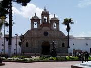 Catedral de Riobamba, Ecuador