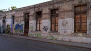 Barrio Brasil & Yungay - Santiago, Chile