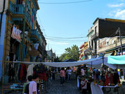 Caminito District, Buenos Aires, Argentina