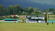 Nuwara Eliya cricket ground and Sri Lanka Turf Club are situated on the same site