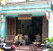 French Colonial Building, Hoi An, Vietnam