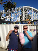Luna Park, St Kilda, Melbourne, Victoria
