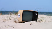 Cabo Polonio, Uruguay - TV anyone? This picture is for our CS friend in Montevideo (Tamara)
