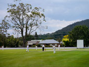 MCC vs Bradman Foundation at Bowral, New South Wales, Australia