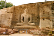 Gal Vihara - Ancient City of Polonnaruwa