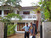 Our guest house in Anuradhapura