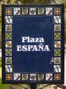 Plaza Espana - Mendoza, Argentina