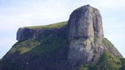 Pedra da Gávea (literally Rock of the Topsail), Rio de Janeiro, Brazil