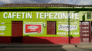 Advertising is in your face in Somoto, Nicaragua